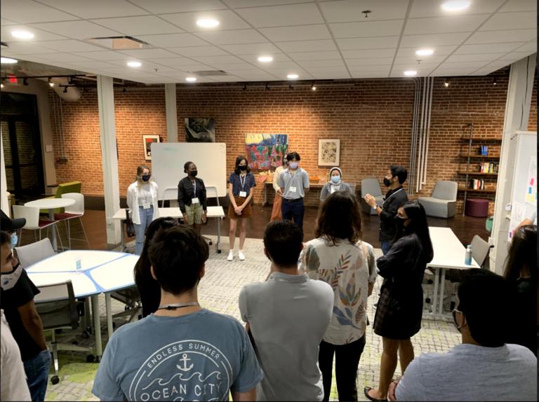 Innovation Week Day 1: TechStars Startup Weekend Kicks Off