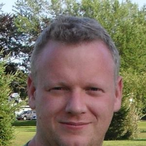 Martin O'Brien headshot